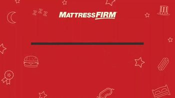 Mattress Firm Labor Day Sale TV Spot, 'Saturday Door Busters' - Thumbnail 1