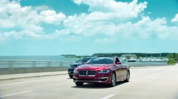 Lincoln Summer Invitation Sales Event TV Spot, 'New Mix' [T2]