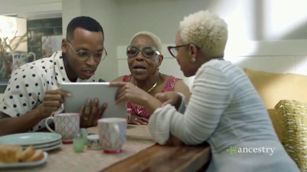 Ancestry TV Commercial, 'Grandma: Not Ready for the Picture' - Video