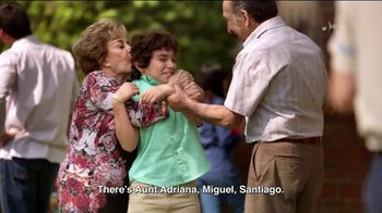 Got Milk TV Spot, 'Saludos' [Spanish]