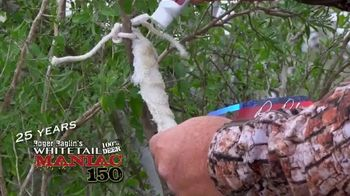 Roger Raglin's Whitetail Maniac 150 TV Spot, '25 Years Helping Sportsmen' - Thumbnail 2