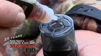 Roger Raglin's Whitetail Maniac 150 TV Spot, '25 Years Helping Sportsmen' - Thumbnail 5
