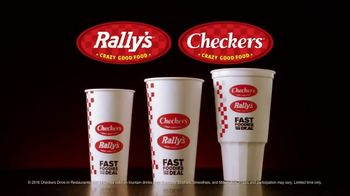Checkers & Rally's $1 Drinks TV Spot, 'Them vs. Us' - Thumbnail 1