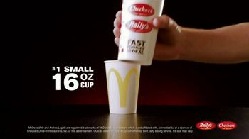 Checkers & Rally's $1 Drinks TV Spot, 'Them vs. Us' - Thumbnail 3