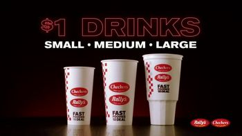 Checkers & Rally's $1 Drinks TV Spot, 'Them vs. Us' - Thumbnail 8