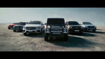 Mercedes-Benz Labor Day Weekend Sales Event TV Spot, 'Greatness' [T2]