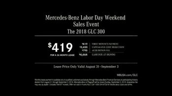 Mercedes-Benz Labor Day Weekend Sales Event TV Spot, 'Greatness' [T2] - Thumbnail 8