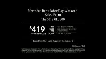 Mercedes-Benz Labor Day Weekend Sales Event TV Spot, 'Greatness' [T2] - Thumbnail 7