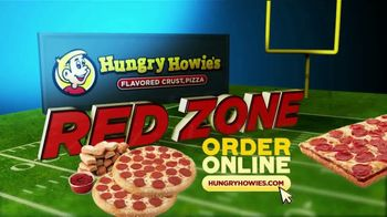 Hungry Howie's TV Spot, 'Clock Is Ticking: Red Zone'