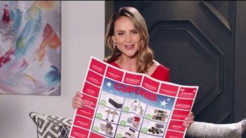 Rooms to Go Venta del Día del Trabajo TV Spot, 'Cupones' [Spanish] - Thumbnail 9