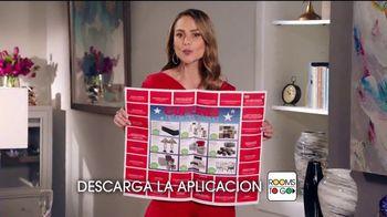 Rooms to Go Venta del Día del Trabajo TV Spot, 'Cupones' [Spanish] - Thumbnail 2