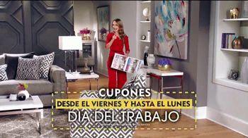 Rooms to Go Venta del Día del Trabajo TV Spot, 'Cupones' [Spanish] - Thumbnail 3