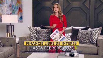 Rooms to Go Venta del Día del Trabajo TV Spot, 'Cupones' [Spanish] - Thumbnail 6