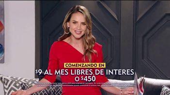 Rooms to Go Venta del Día del Trabajo TV Spot, 'Cupones' [Spanish] - Thumbnail 7