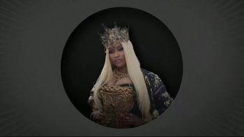 Beats by Dre TV Spot, 'Queen of Queens' Feat. Serena Williams, Nicki Minaj - Thumbnail 9
