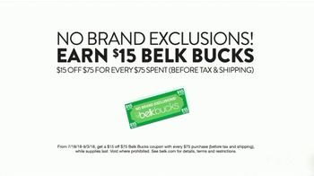 Belk Labor Day Sale & Clearance TV Spot, 'Pants, Shorts & Shoes' - Thumbnail 6