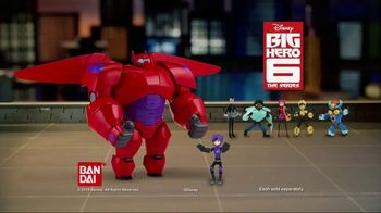 Big Hero 6 Flame-Blast Flying Baymax TV Spot, 'Take Down Evil' - Thumbnail 9