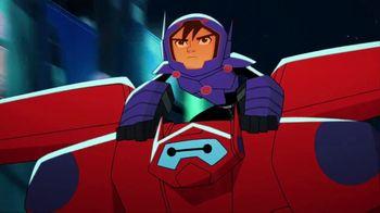 Big Hero 6 Flame-Blast Flying Baymax TV Spot, 'Take Down Evil' - Thumbnail 1