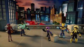 Big Hero 6 Flame-Blast Flying Baymax TV Spot, 'Take Down Evil' - Thumbnail 2