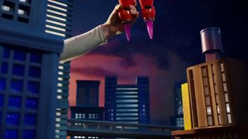 Big Hero 6 Flame-Blast Flying Baymax TV Spot, 'Take Down Evil' - Thumbnail 5