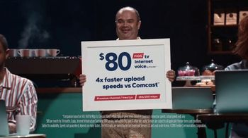 FiOS by Frontier TV Spot, 'Dream Job: Faster Than Comcast' - Thumbnail 9