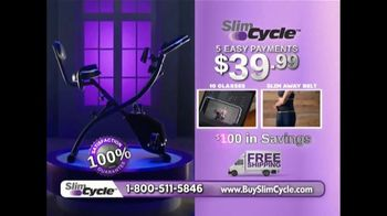 SlimCycle TV Spot, 'Battle of the Bulge' - Thumbnail 10