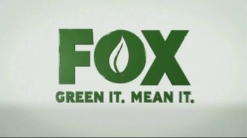 FOX TV Spot, 'Green It. Mean It.: Plastic' Featuring Dominic Purcell - Thumbnail 1