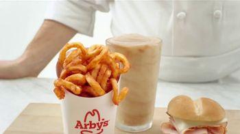 Arby's $1 Menu TV Spot, 'Hunger Problems' - Thumbnail 1