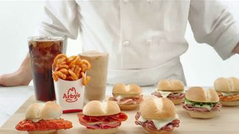 Arby's $1 Menu TV Spot, 'Hunger Problems' - Thumbnail 4