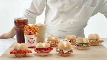 Arby's $1 Menu TV Spot, 'Hunger Problems'