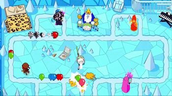 Bloons Adventure Time TD TV Spot, 'Balloon Storm' - 50 commercial airings