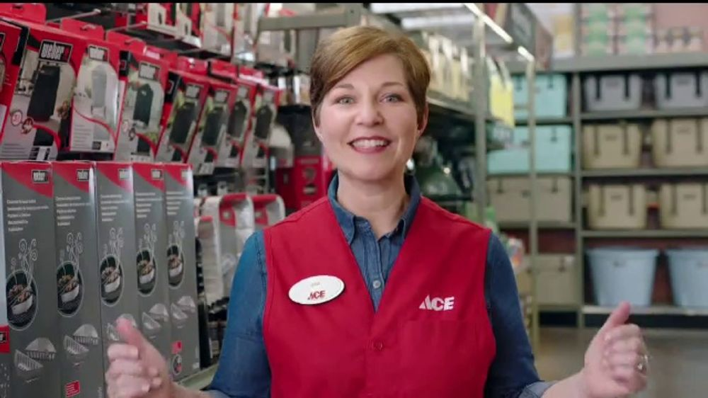 Ace Hardware Labor Day Sale Tv Commercial Weber Spirit