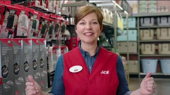 ACE Hardware Labor Day Sale TV Spot, 'Weber Spirit Grills'