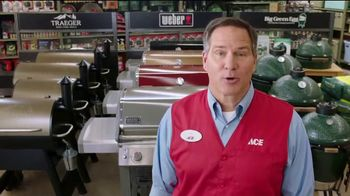 ACE Hardware Labor Day Sale TV Spot, 'Weber Spirit Grills' - Thumbnail 3