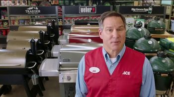 ACE Hardware Labor Day Sale TV Spot, 'Weber Spirit Grills' - Thumbnail 4