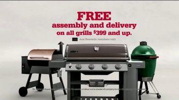 ACE Hardware Labor Day Sale TV Spot, 'Weber Spirit Grills' - Thumbnail 8