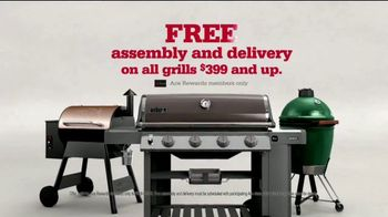 ACE Hardware Labor Day Sale TV Spot, 'Weber Spirit Grills' - Thumbnail 9