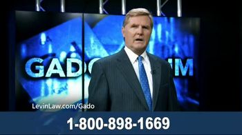 Levin Law TV Spot, 'Gadolinium' Featuring Mike Papantonio - Thumbnail 1