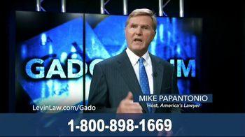 Levin Law TV Spot, 'Gadolinium' Featuring Mike Papantonio - Thumbnail 2