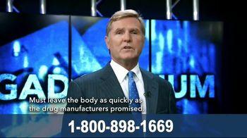 Levin Law TV Spot, 'Gadolinium' Featuring Mike Papantonio - Thumbnail 4