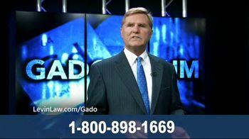 Levin Law TV Spot, 'Gadolinium' Featuring Mike Papantonio - Thumbnail 8