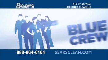 Sears TV Spot, 'Air Duct Cleaning' - Thumbnail 10