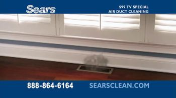 Sears TV Spot, 'Air Duct Cleaning' - Thumbnail 2