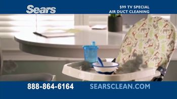 Sears TV Spot, 'Air Duct Cleaning' - Thumbnail 3