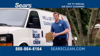 Sears TV Spot, 'Air Duct Cleaning' - Thumbnail 5