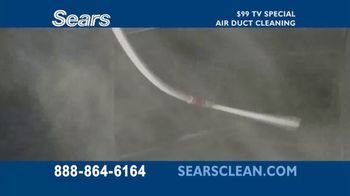Sears TV Spot, 'Air Duct Cleaning' - Thumbnail 7