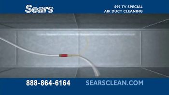 Sears TV Spot, 'Air Duct Cleaning' - Thumbnail 8
