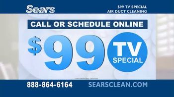 Sears TV Spot, 'Air Duct Cleaning' - Thumbnail 9