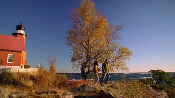 Pure Michigan TV Spot, \'Harvest Time: Autumn in Michigan\'s Outdoors\'