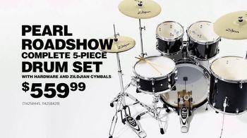 Guitar Center Labor Day Sale TV Spot, 'Pearl Drum Set' - Thumbnail 6